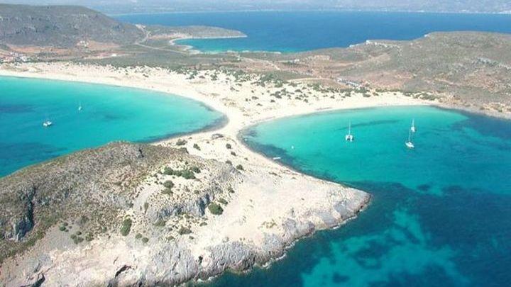 Εκδρομή στην Ελαφόνησο - Παραλία Σίμου