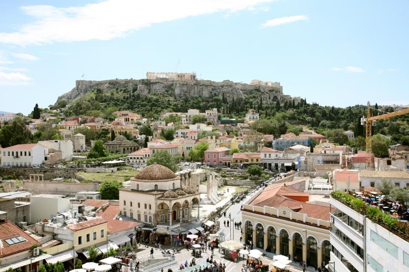 """Εκδρομή στην Αθήνα """"Μέρα Μουσείων : Μουσείo Ακρόπολης , Κυκλαδικής Τέχνης, Μοντέρνας Τέχνης , Γουλανδρή,Ίδρυμα Στάυρος Νιάρχος"""" μονοήμερη εκδρομή"""